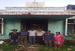 On 11th Aug'15 NSK Kokrajhar C (Timber Merchant) NSK, Kokrajhar Circle, Kokrajhar district received 1795 Application Forms thereby completing 100% receipt of forms. Guided by LRCR Shri Shayam Sundar the Star Performers are Shri Mithinga Baglary, Shri Pulak Kumarr Nath (LO), Shri Deepak Kr Kalita (LO), Shri M Mushahary (LO) and Smt Rina Das.